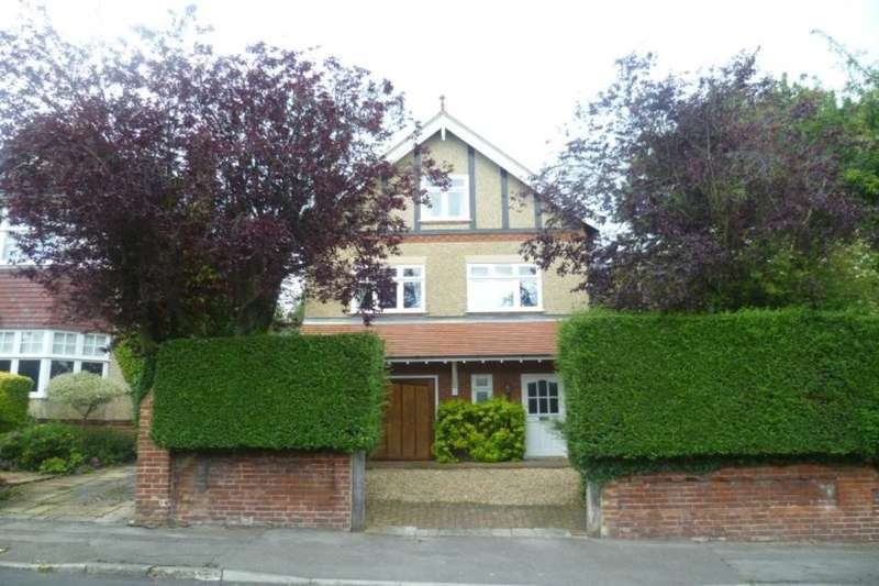 5 Bedrooms Detached House for rent in Blenheim Avenue, Southampton, SO17