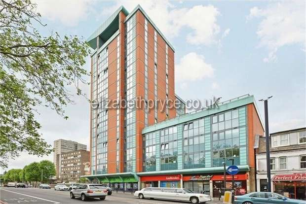 1 Bedroom Flat for sale in Fusion Building, 187 East India Dock Road, London