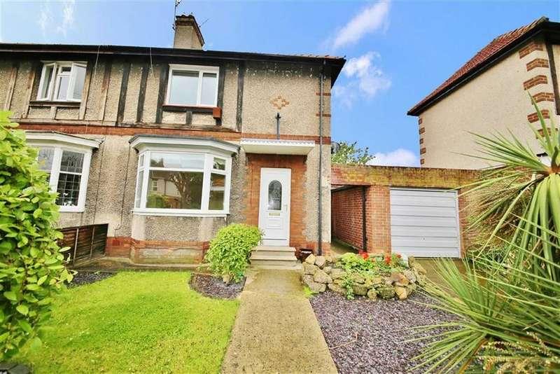 3 Bedrooms Semi Detached House for sale in Victoria Avenue, Grangetown, Sunderland, SR2