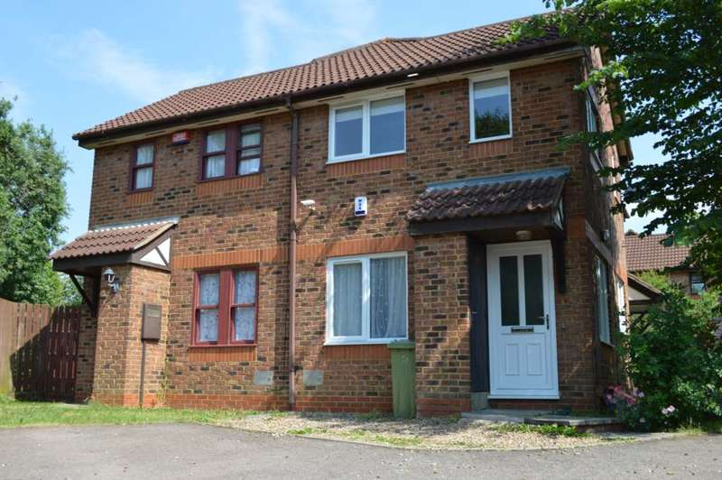 1 Bedroom Semi Detached House for sale in Tatling Grove, Walnut Tree
