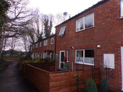 3 Bedrooms Terraced House for sale in Abberley Close, Redditch, Worcestershire