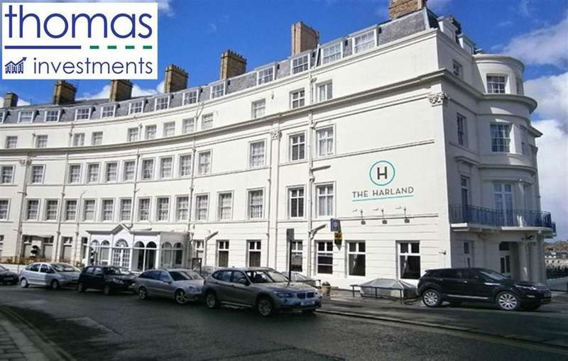 1 Bedroom Apartment Flat for sale in Harlands Hotel, Scarborough