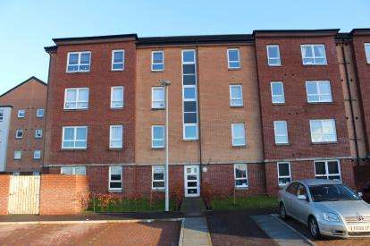 2 Bedrooms Flat for sale in Springfield Gardens, Parkhead