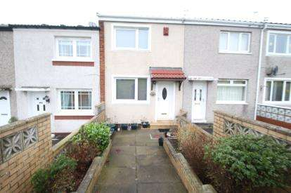 2 Bedrooms Terraced House for sale in Cardrona Street, Craigend