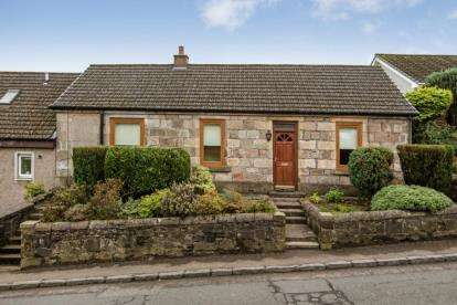 2 Bedrooms Bungalow for sale in Wardlaw Street, Coalsnaughton