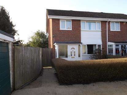 3 Bedrooms Semi Detached House for sale in Holbury, Southampton, Hampshire