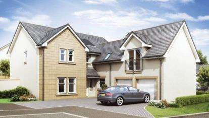 5 Bedrooms House for sale in Calder Glade Calderpark, Carronhall Drive, Uddingston, Glasgow