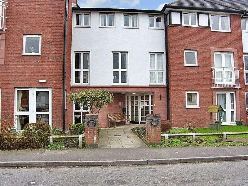 1 Bedroom Property for sale in Ashley Court, Frodsham, WA6 7BG