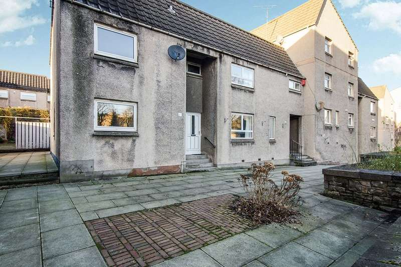 2 Bedrooms Flat for sale in Abbeyhill, Edinburgh, EH8