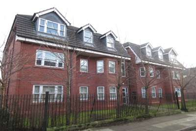 2 Bedrooms Flat for rent in Lidderdale Court, Allerton