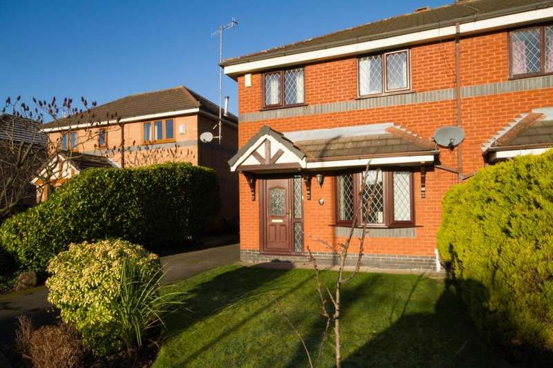 3 Bedrooms Semi Detached House for sale in Canterbury Park, Liverpool, L18 9XP