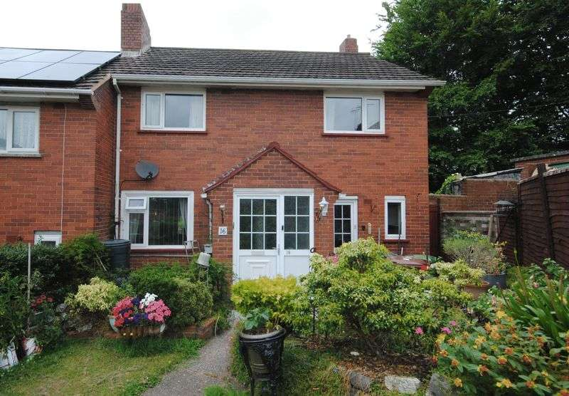 3 Bedrooms Property for sale in Thorn Close, Exeter