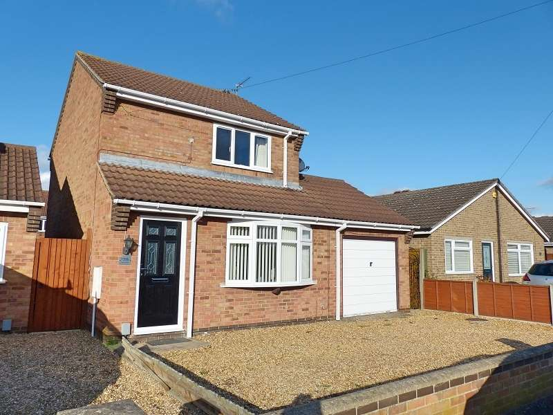 3 Bedrooms Detached House for sale in Drybread Road, Whittlesey, Peterborough, PE7 1YP