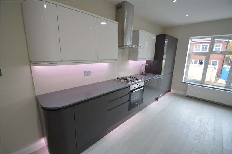 2 Bedrooms Apartment Flat for sale in Carlton Road, South Croydon