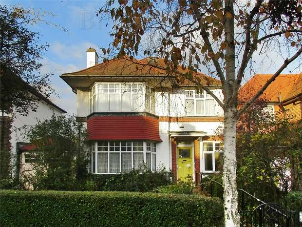 4 Bedrooms Detached House for sale in Midholm, Wembley Park