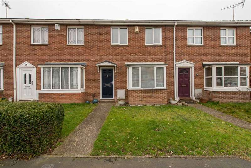 3 Bedrooms Terraced House for sale in Regency Court, Sittingbourne