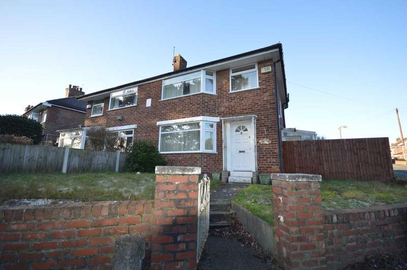 3 Bedrooms Semi Detached House for sale in Town Lane, Bebington