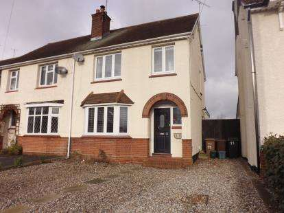 3 Bedrooms Semi Detached House for sale in Broomfield Road, Chelmsford, Essex