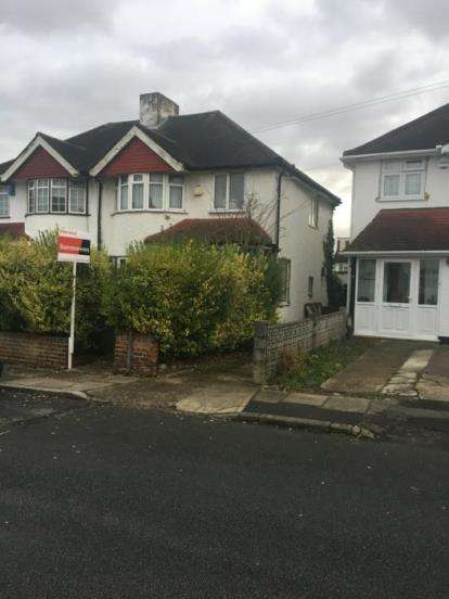 3 Bedrooms Semi Detached House for sale in Prescelly Place, Edgware
