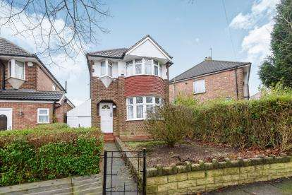 3 Bedrooms Detached House for sale in Sunbury Road, Northfield, Birmingham, West Midlands