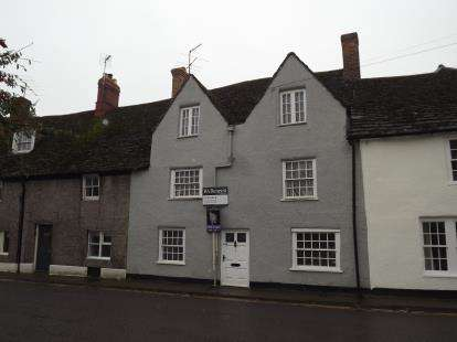 4 Bedrooms Terraced House for sale in Cross Hayes Lane, Malmesbury, Wiltshire