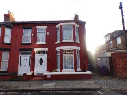 4 Bedrooms House for sale in Blantyre Road, Liverpool, Merseyside, L15