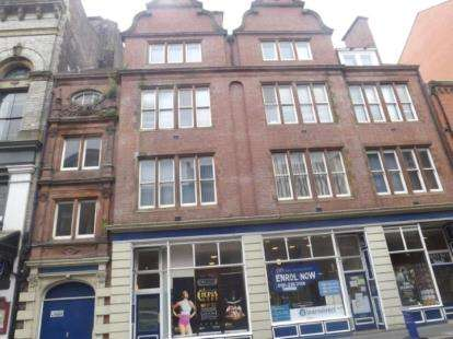 2 Bedrooms Flat for sale in Westgate Road, Newcastle Upon Tyne, Tyne and Wear, NE1