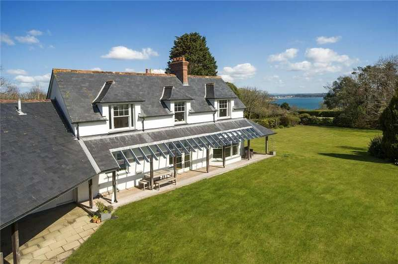 6 Bedrooms House for sale in Old Church Road, Mawnan Smith, Falmouth, Cornwall