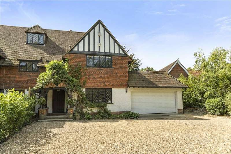 3 Bedrooms House for sale in Abbotswood, Guildford, Surrey, GU1