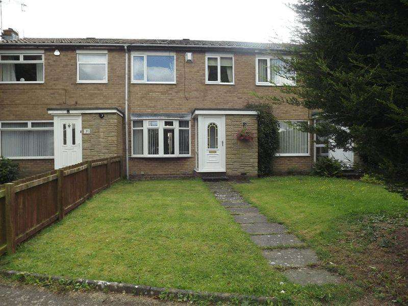 3 Bedrooms Terraced House for sale in Kirkbride Place, Cramlington