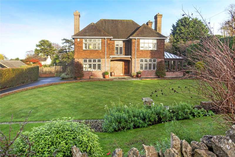 5 Bedrooms Detached House for sale in Tangier Road, Guildford, Surrey, GU1