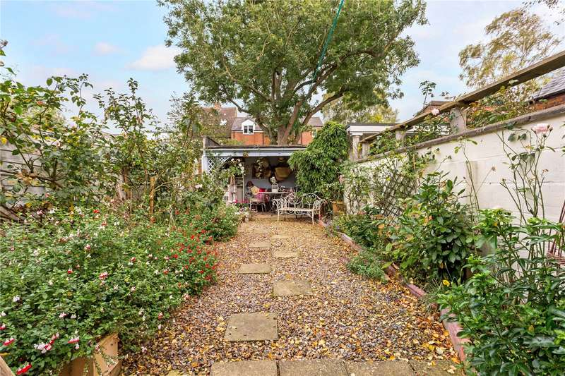 4 Bedrooms Terraced House for sale in West Street, Oxford, Oxfordshire, OX2