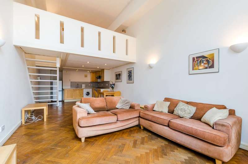 1 Bedroom Flat for sale in Beta Place, Brixton, SW4