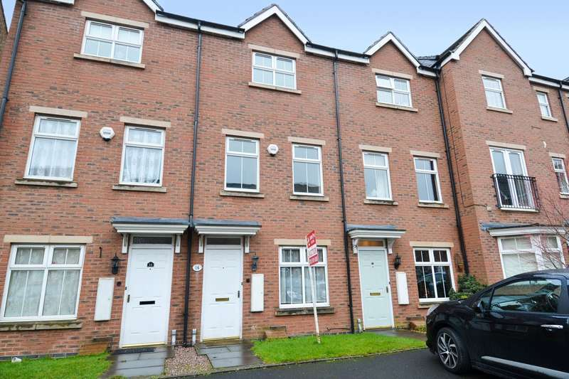 3 Bedrooms Town House for sale in Morland Place, Northfield, Birmingham, B31