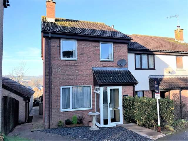 3 Bedrooms End Of Terrace House for sale in Millcroft, Ottery St Mary