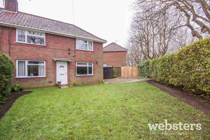 3 Bedrooms Semi Detached House for sale in Colman Road, Norwich NR4