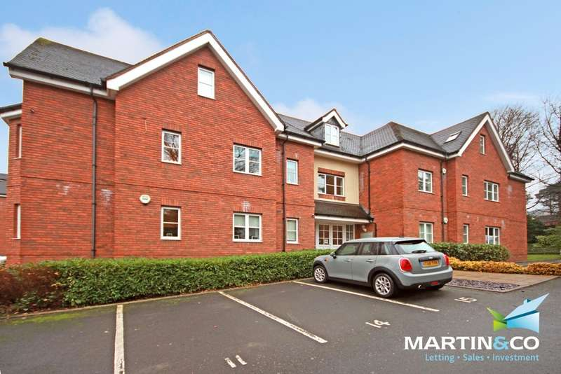 2 Bedrooms Flat for sale in Cavendish Court, Oakhill Close, Harborne, B17