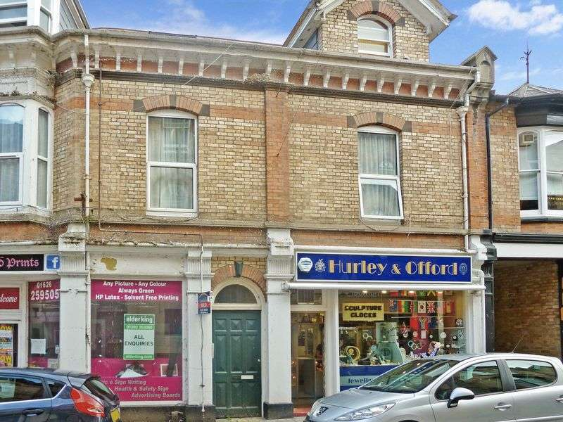 1 Bedroom Property for sale in Union Street, Newton Abbot