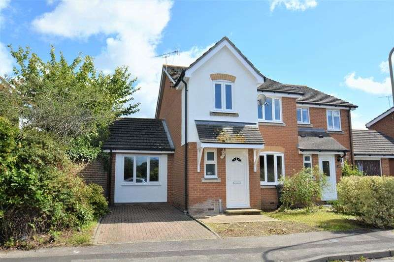 3 Bedrooms Property for sale in Blackwater Way, Didcot, Didcot