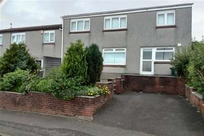 3 Bedrooms House for rent in 36 Maxwell Court, Kilmarnock
