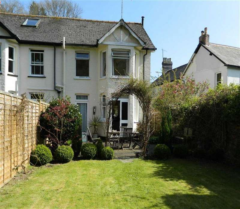 3 Bedrooms Semi Detached House for sale in Northmoor Road, Dulverton, Somerset, TA22