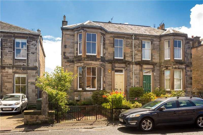 6 Bedrooms Semi Detached House for sale in Stanley Road, Edinburgh, Midlothian, EH6