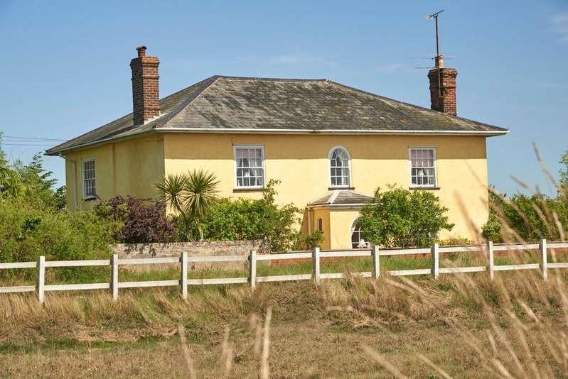 5 Bedrooms Detached House for sale in Peldon