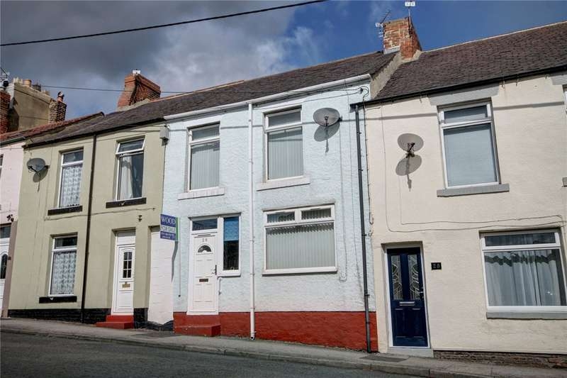 3 Bedrooms Terraced House for sale in Commercial Street, Brandon, Co Durham, DH7