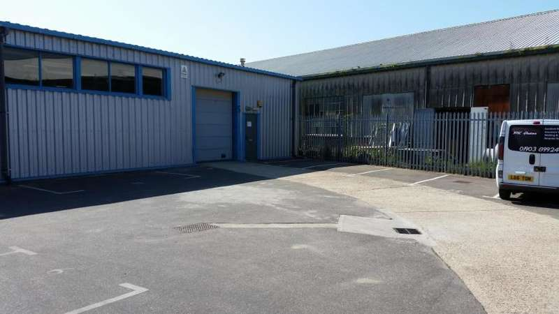 Light Industrial Commercial for rent in Harwood Road, Littlehampton