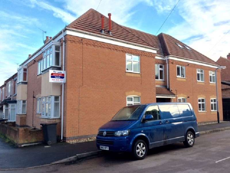 3 Bedrooms Duplex Flat for sale in Priory Webb Apartments, Priory Street, Nuneaton, CV10