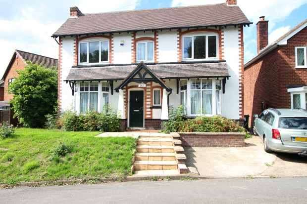 3 Bedrooms Detached House for sale in Longbridge Lane, Birmingham, West Midlands, B31 4RJ