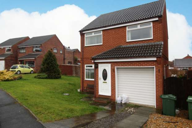 3 Bedrooms Detached House for sale in Dovedale Close, Norton, Cleveland, TS20 2TL