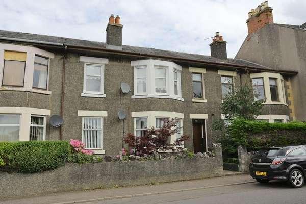 2 Bedrooms Flat for sale in 1/R, 55 Gateside Street, Largs, KA30 9HS