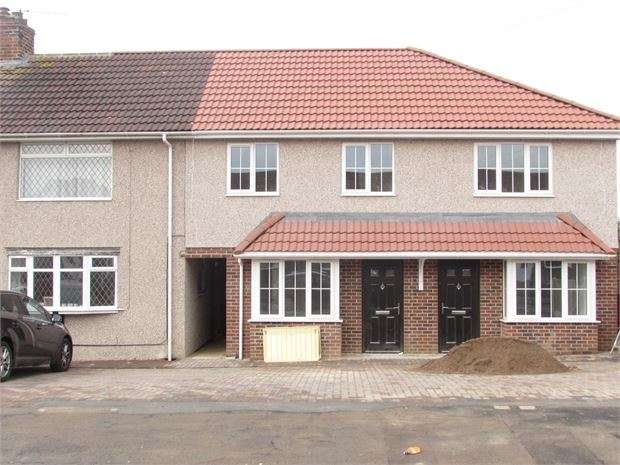 2 Bedrooms Town House for rent in Briar Road, Armthorpe, DN3 2EE
